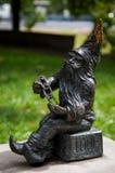 Odludek Dwarf,  Wroclaw Royalty Free Stock Images