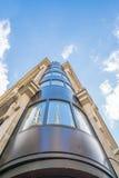Oddolny widok Lloyd budynek obraz royalty free
