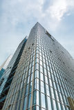 Oddolny widok nowożytny budynek obraz royalty free