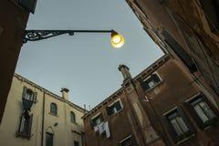 Oddolny widok w Wenecja obraz royalty free