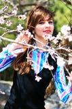 oddycha wiosna Zdjęcie Royalty Free