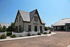 oddzielny dom zdjęcie royalty free