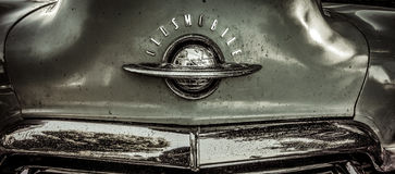 Ode To Oldsmobile Stock Photography