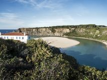 Odeceixe- Alentejo Portugalia fotografia royalty free