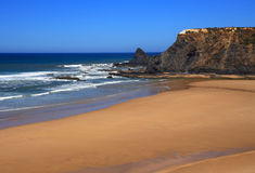 Odeceixe Beach, Vicentine Coast, Alentejo, Portugal. Stock Photo