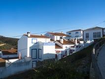 Odeceixe- l'Alentejo Portogallo fotografia stock libera da diritti