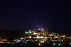 Odeceixe la nuit Photographie stock