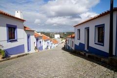 Odeceixe w Algarve fotografia royalty free