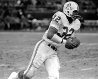 Odell Lawson. Boston Patriots RB Odell Lawson.  (Image taken from the B&W negative Stock Photos