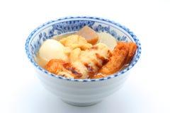 Oden, alimento giapponese immagine stock libera da diritti