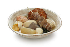 Oden , japanese food Stock Photo