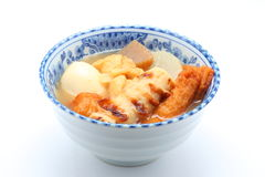 Oden, Japanese food Royalty Free Stock Image