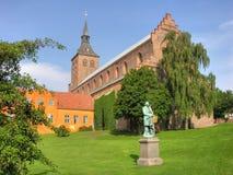 Odense, Dänemark, August 2006 Lizenzfreie Stockfotografie