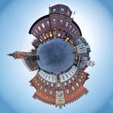 Odense-Marktplatz Lizenzfreie Stockbilder