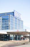Odeon复合戏院,贝辛斯托克 库存照片