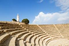 Odeon antico Immagine Stock Libera da Diritti