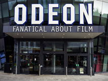 Odeon Cinema Royalty Free Stock Images