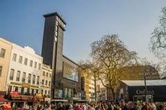 Odeon cinema, Leicester square Stock Photo