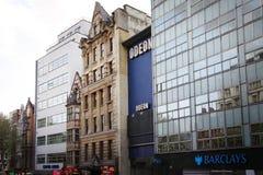 Odeon Cinema - London - England Stock Image