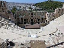 Odeon Of Herod Atticus Stock Photos