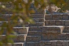 Odeon Ruins Ephesus Stock Image