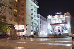Odeon teatr Zdjęcie Stock