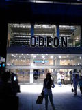 Odeon-Theater Lizenzfreie Stockfotos