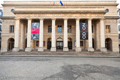 Odeon-Theatre de l Europe in Paris Royalty Free Stock Image