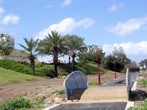 Oder Yehuda-Brücke 2005 Stockfotografie