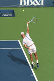 Odesnik: Pro Tennis Player Serve Stock Images