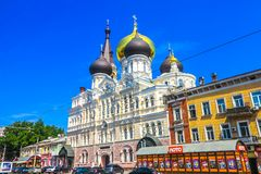 Odessa Świątobliwy Panteleimon 02 zdjęcia stock
