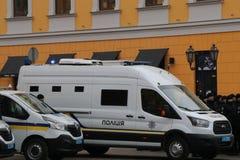 odessa Украина День торжества, в центре города стоковые фото