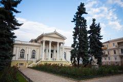 Odessa Archaeological Museum Royaltyfria Bilder