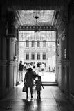 Odessa.  architecture. Odessa. Architecture, photo of architecture. Passage Stock Image