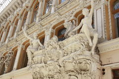 Odessa.  architecture Royalty Free Stock Image