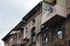 Odessa architecture of the 19th Royalty Free Stock Image