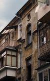 Odessa architecture of the 19th Royalty Free Stock Photos