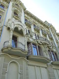 Odessa building Stock Image
