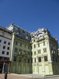 Odessa byggnad royaltyfri bild