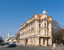 Odessa city center. Ukraine Stock Photo