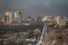 Odessa a dicembre Immagini Stock