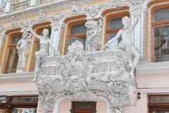 Odessa-Durchgang Lizenzfreie Stockbilder