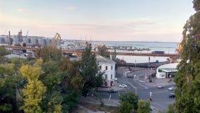 Odessa fjärd Royaltyfria Foton