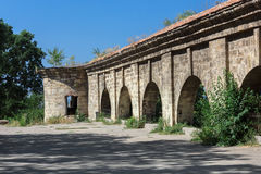 Odessa fortress Stock Photography