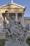 Odessa Historical Museum facade, Ukraine Royalty Free Stock Image