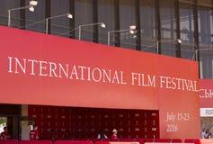 Odessa International Film Festival Arkivfoton