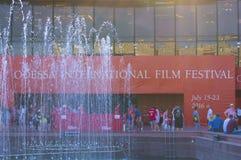 Odessa International Film Festival Fotografering för Bildbyråer