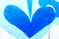 Odessa - 16. März: Straßenkunst durch nicht identifizierten Künstler. Graffiti M Lizenzfreie Stockfotografie