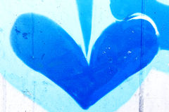 Odessa - MARCH 16: Street art by unidentified artist. Graffiti M Royalty Free Stock Photography