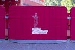 Odessa Międzynarodowy Ekranowy festiwal Zdjęcia Stock